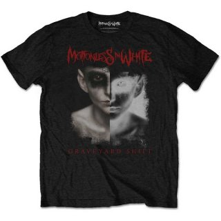 MOTIONLESS IN WHITE Split Screen, Tシャツ