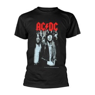 AC/DC Highway To Hell B/W, Tシャツ