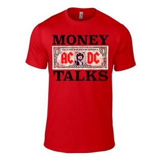 AC/DC Money Talks Red, Tシャツ