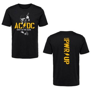 AC/DC Pwr Shot In The Dark, Tシャツ