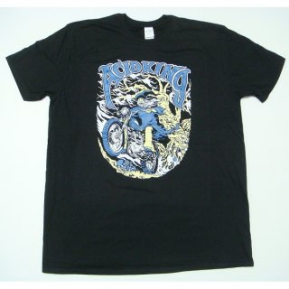ACID KING Biker Wizard, Tシャツ