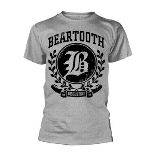 BEARTOOTH Disgusting Grey, Tシャツ
