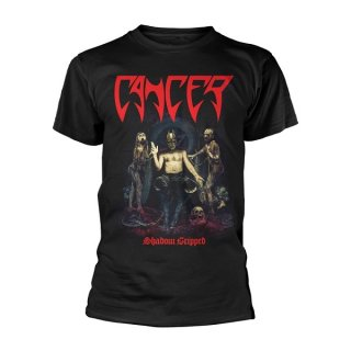CANCER Shadow Gripped, Tシャツ