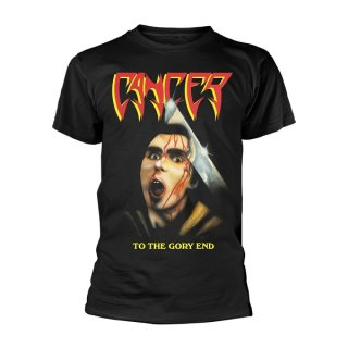 CANCER To The Gory End, Tシャツ