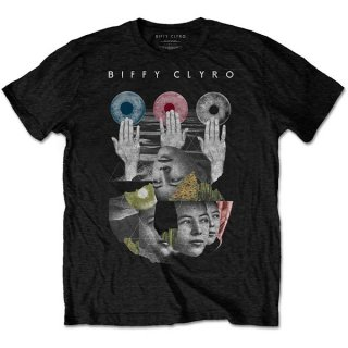 BIFFY CLYRO Hands, Tシャツ