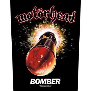 MOTORHEAD Bomber, バックパッチ