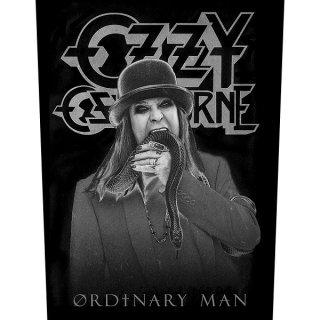 OZZY OSBOURNE Ordinary Man, バックパッチ