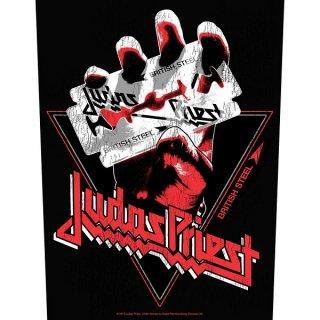 JUDAS PRIEST British Steel Vintage, バックパッチ