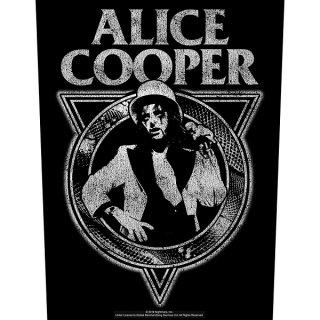 ALICE COOPER Snakeskin, バックパッチ