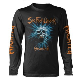 SIX FEET UNDER Haunted, ロングTシャツ