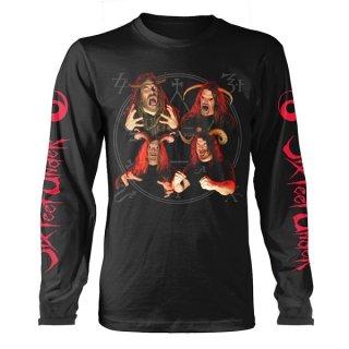SIX FEET UNDER Zombie, ロングTシャツ