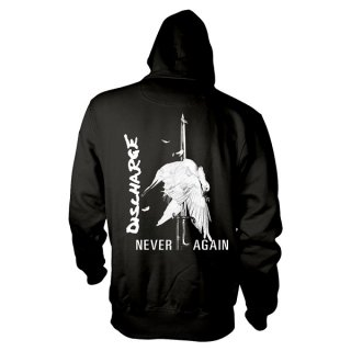 DISCHARGE Never Again, パーカー