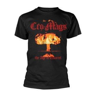 CRO-MAGS The Age Of Quarrel, Tシャツ