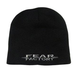 FEAR FACTORY Skinny Logo, ニットキャップ