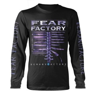 FEAR FACTORY Demanufacture Classic, ロングTシャツ