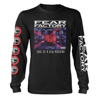 FEAR FACTORY Soul Of A New Machine, ロングTシャツ