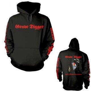 GRAVE DIGGER Heavy Metal Breakdown, パーカー