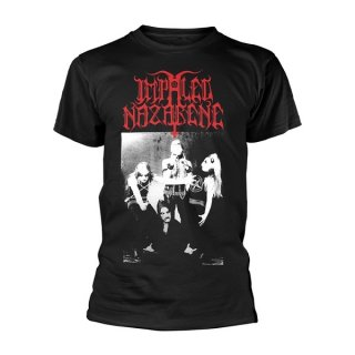 IMPALED NAZARENE Christ Is The Crucified Whore, Tシャツ