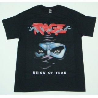 RAGE Reign Of Fear, Tシャツ
