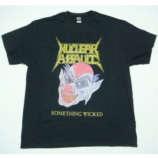 NUCLEAR ASSAULT Something Wicked, Tシャツ