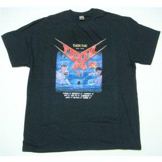 TOXIK Think This Tour, Tシャツ