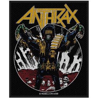 ANTHRAX Judge Death, パッチ