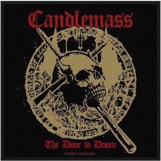 CANDLEMASS The Door To Doom, パッチ