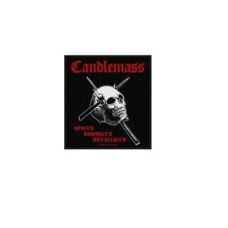 CANDLEMASS Epicus Doomicus Metallicus, パッチ