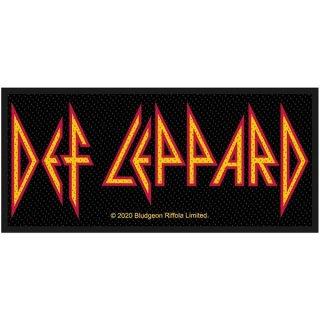 DEF LEPPARD Logo, パッチ