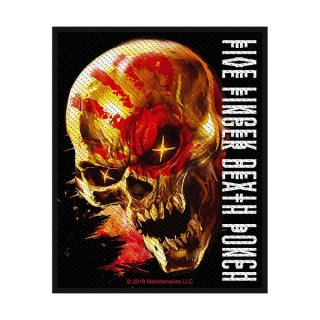 FIVE FINGER DEATH PUNCH And Justice Fo None, パッチ