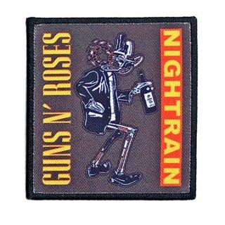 GUNS N' ROSES Nightrain Robot, パッチ