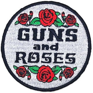 GUNS N' ROSES Roses, パッチ