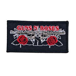GUNS N' ROSES Vintage Pistols, パッチ