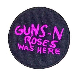 GUNS N' ROSES Was Here, パッチ