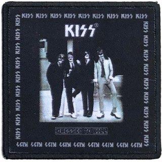 KISS Dressed To Kill Album Cover, パッチ