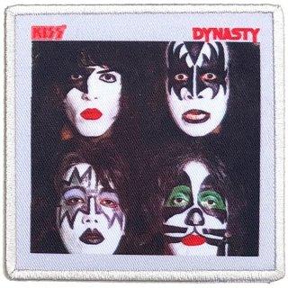 KISS Dynasty Album Cover, パッチ