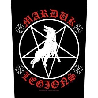 MARDUK Marduk Legions, バックパッチ