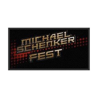 MICHAEL SCHENKER Fest Logo, パッチ