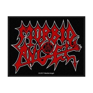 MORBID ANGEL Logo, パッチ