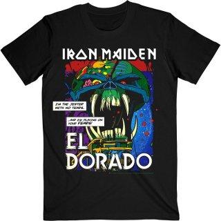 IRON MAIDEN El Dorado, Tシャツ
