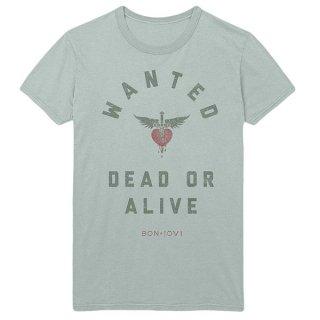BON JOVI Wanted, Tシャツ