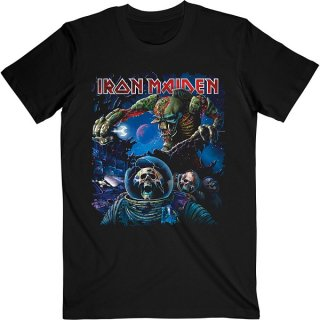IRON MAIDEN Final Frontier, Tシャツ