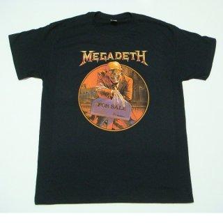 MEGADETH Peace Sells… Track List, Tシャツ