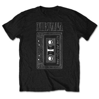 NIRVANA As You Are Tape, Tシャツ