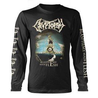CRYPTOPSY Blasphemy Made Flesh, ロングTシャツ