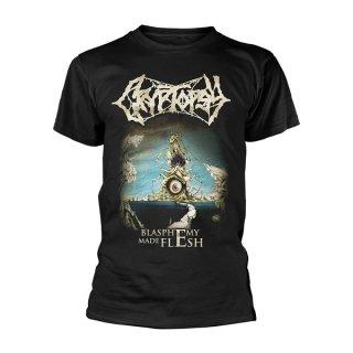 CRYPTOPSY Blasphemy Made Flesh, Tシャツ
