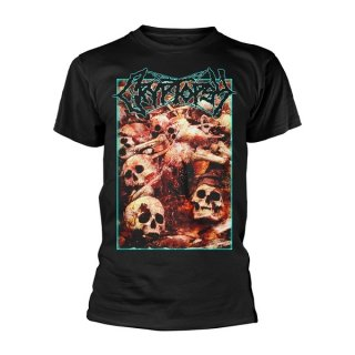 CRYPTOPSY I Belong In The Grave, Tシャツ
