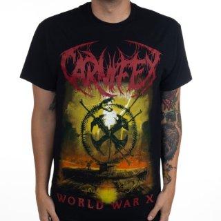 CARNIFEX World War X, Tシャツ