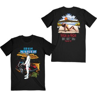 IRON MAIDEN Vice Is Nice, Tシャツ