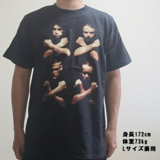 METALLICA Birth Death Crossed Arms, Tシャツ